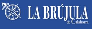 Logo La Brújula Footer