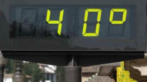 Termómetro 40 grados