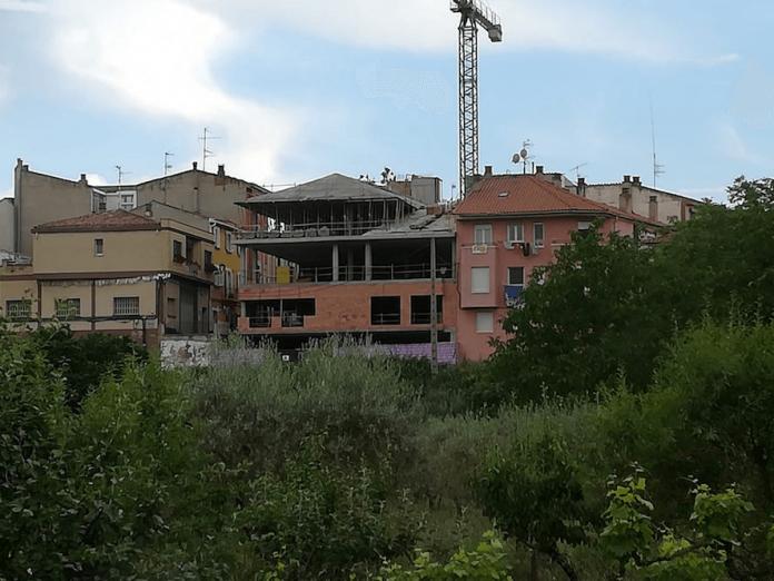 Casa-hogar de la asociación salud mental La Rioja