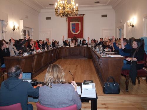 Pleno Ayuntamiento Calahorra