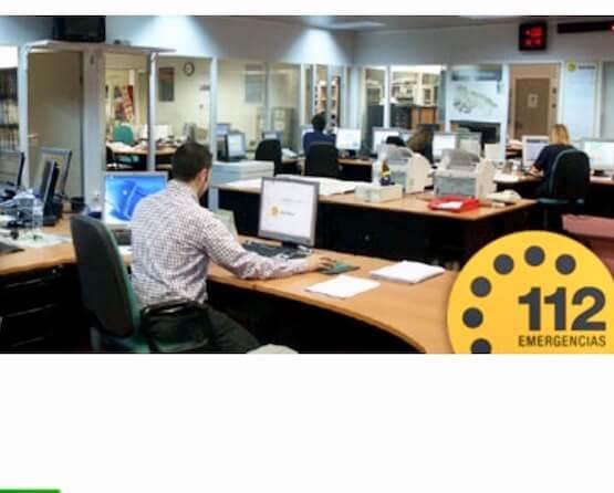 Sos Rioja 112 centro coordinador de urgencias