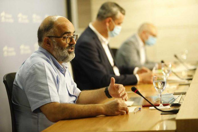 Santiago Urizarna director general de Dependencia, Discapacidad y Mayores
