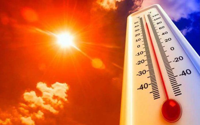 termómetro agosto