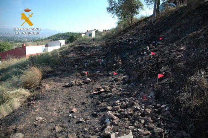incendio Alberite 18-08-20