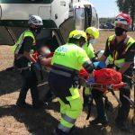 Rescates de la Guardia Civil de Montaña en La Rioja