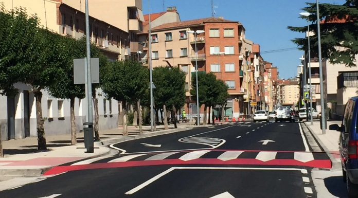 Avenida de Numancia - Calahorra