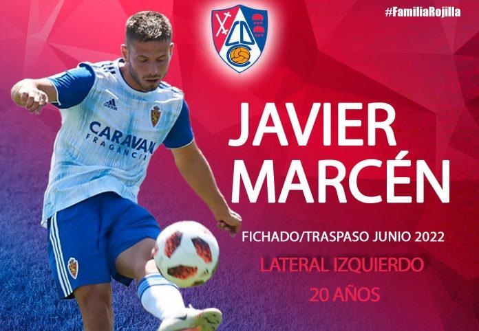 Javier Marcén futbolista