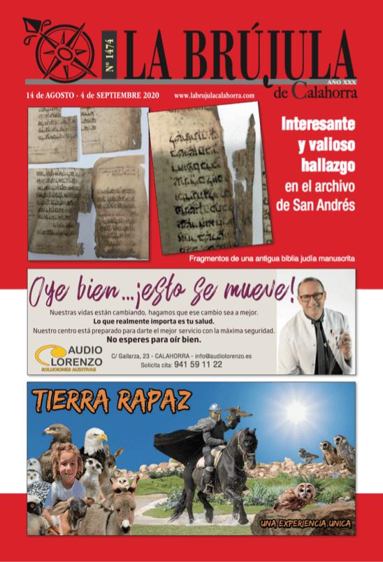 LA BRÚJULA 1474- 14 AGOSTO