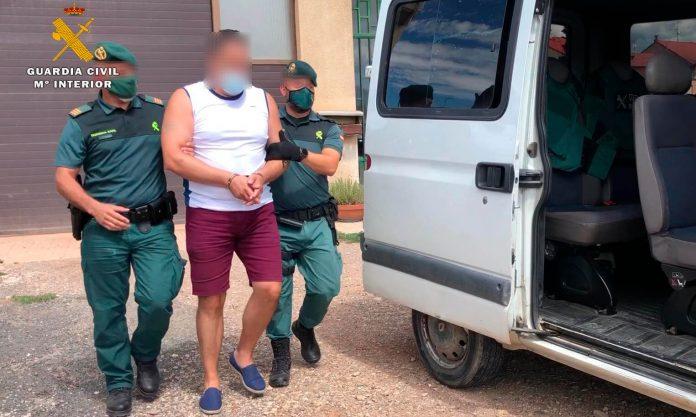 detenidos por tráfico de drogas en Fuenmayor