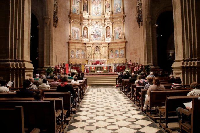 solemnes vísperas de los santos míártires
