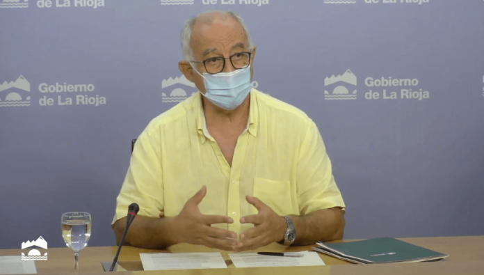 Pedro Uruñuela consejero de Educación