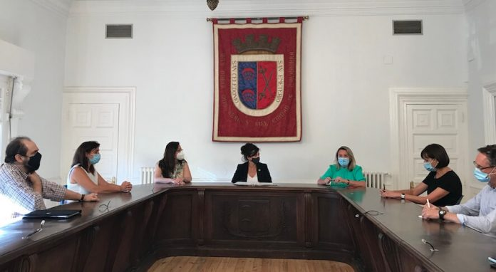 Reunión Andrey en Calahorra