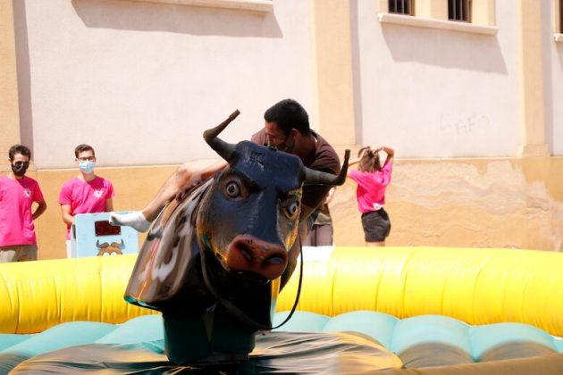 Actos infantiles Bimilenaria Cultural 6/9 agosto