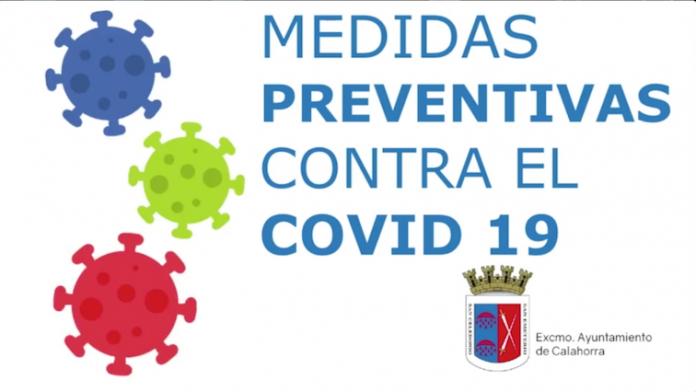 Medidas preventivas del Ayuntamiento de Calahorra