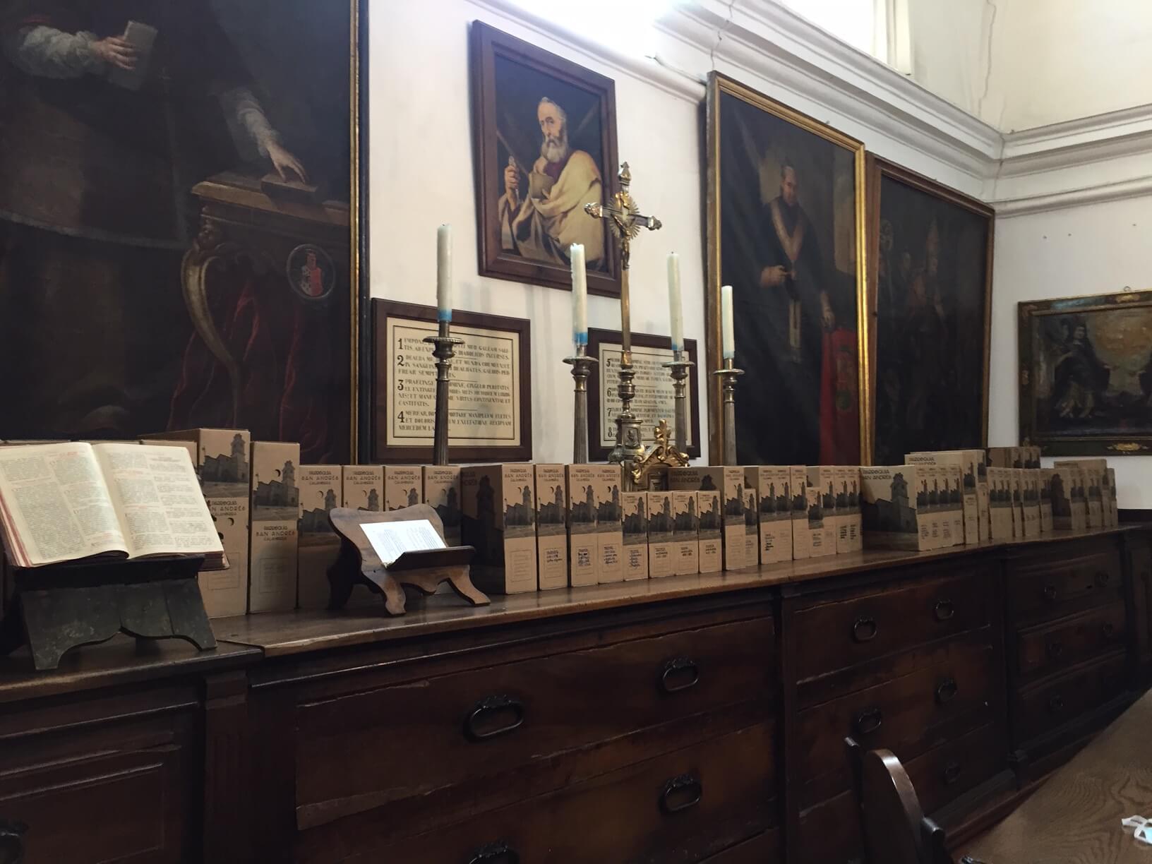 archivo parroquia san andrés