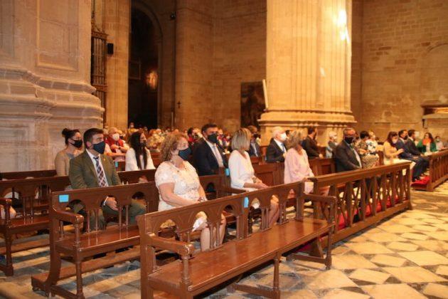 Misa solemne en honor a los Santos Emeterio y Celedonio