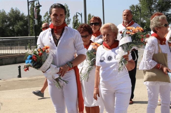 club taurino ofrenda floral 2019