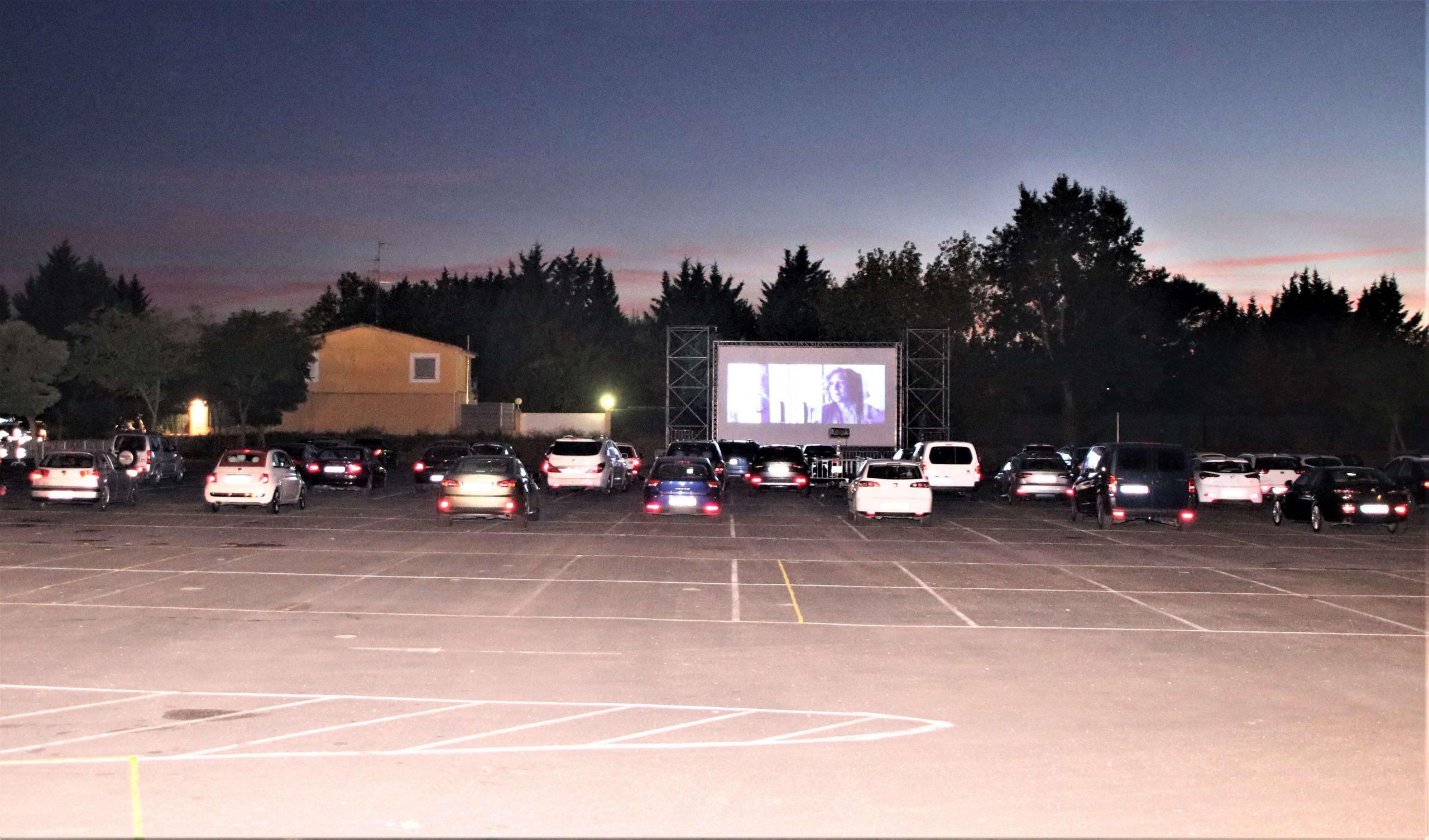 coches parking catedral cortometrajes