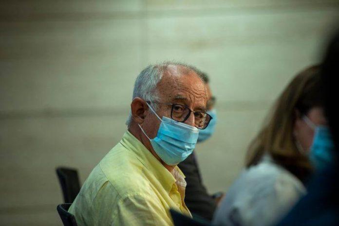 Pedro Uruñuela rueda prensa