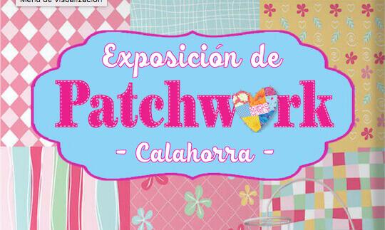 exposición patchwork en calahorra