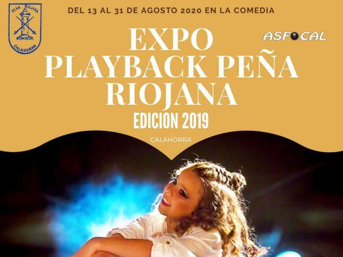 exposición play back peña riojana asfocal