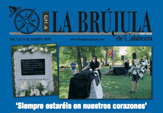 Portada La Brujula 1473