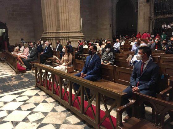 misa solemne santos martires calahorra catedral
