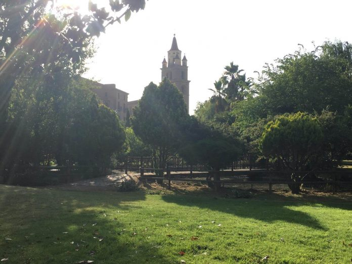 previa homenaje postumo parque del cidacos