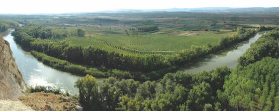 río Ebro Calahorra