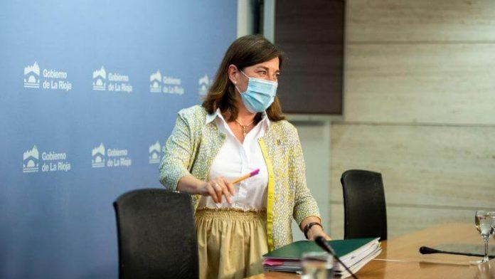 Sara Alba portavoz gobierno la rioja