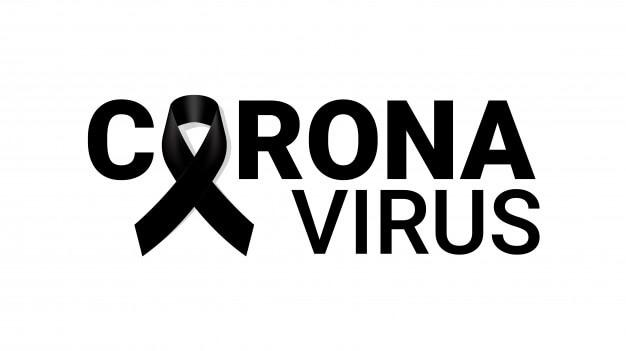 lazo negro coronavirus