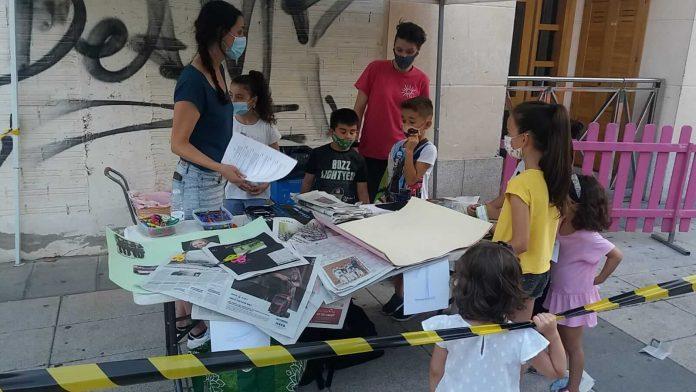 talleres infantiles plaza europa