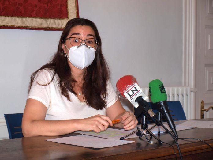 Elisa Garrido pandemia