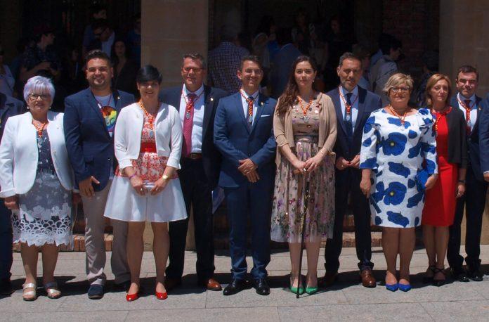Grupo Municipal Socialista investidura