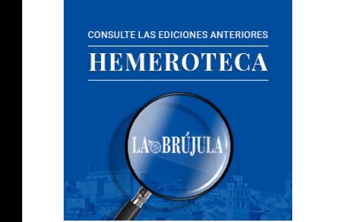 Hemeroteca LA BRÚJULA