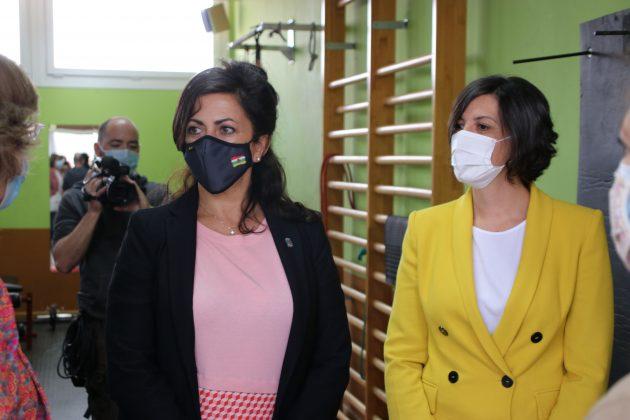 Presidenta Concha Andreu