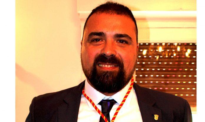 Luis Bella Gómez concejal de Ciudadanos