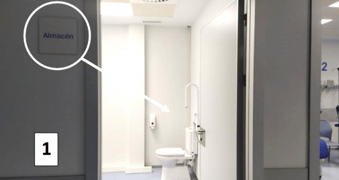 almacén - WC Urgencias