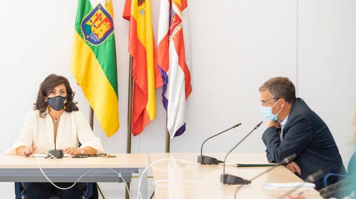 Concha Andreu y Pablo Rubio