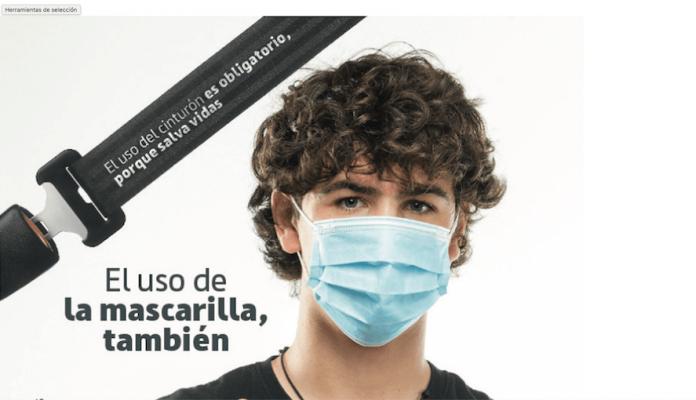 campaña mascarilla