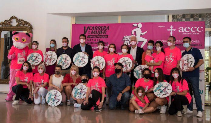 premios carrera de la mujer AECC 2020