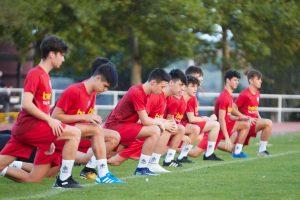 entrenamiento CD Calahorra Juvenil