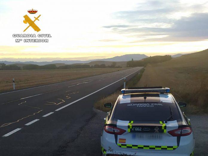 coche radar carretera GC