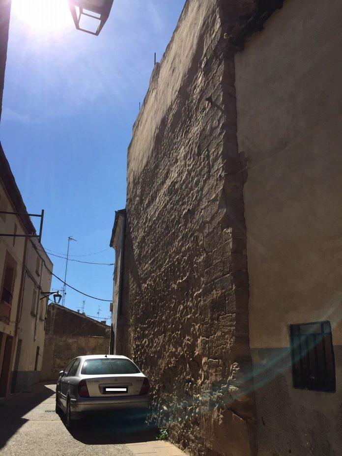 torreón romano Portillo de la Rosa