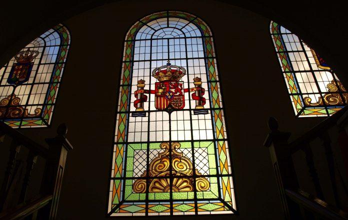 vidriera Casa Consistorial
