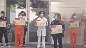 manifestación FHC