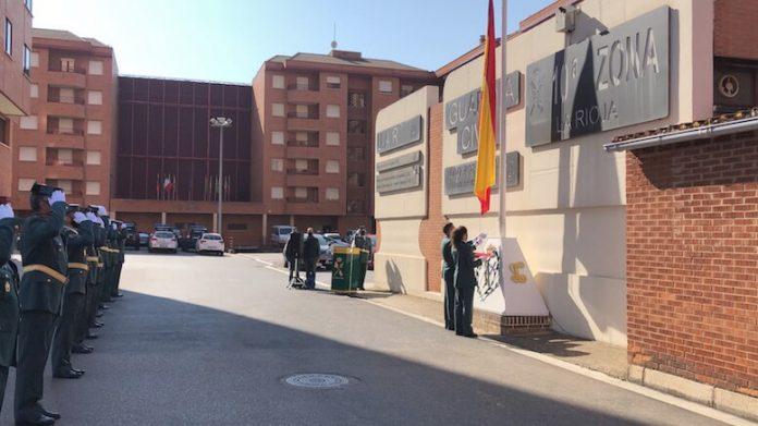 10ª Zona de la Guardia Civil cuartel de Logroño