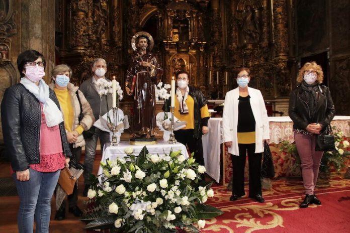 festividad de san francisco patrono del comercio