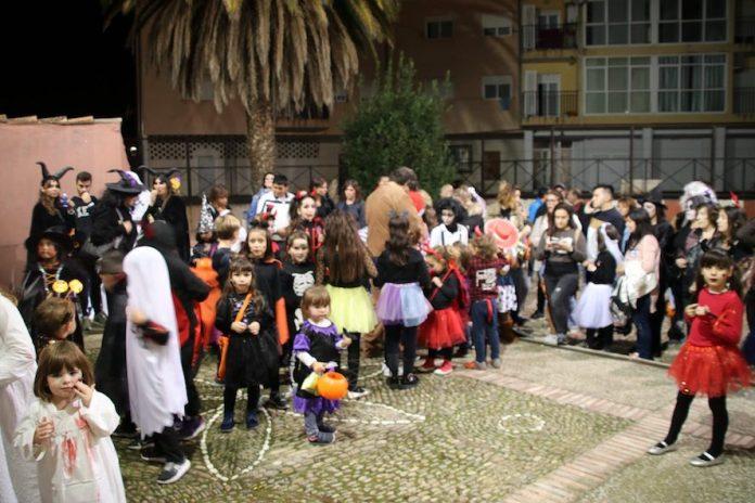 Halloween calahorra