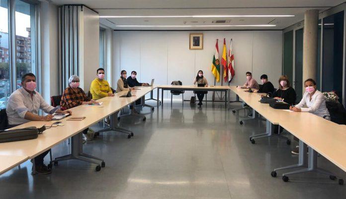 Junta de Gobierno Local en Centro Joven copia